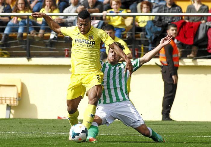 Jornada 26: Villarreal C.F. 1-1 Real Betis