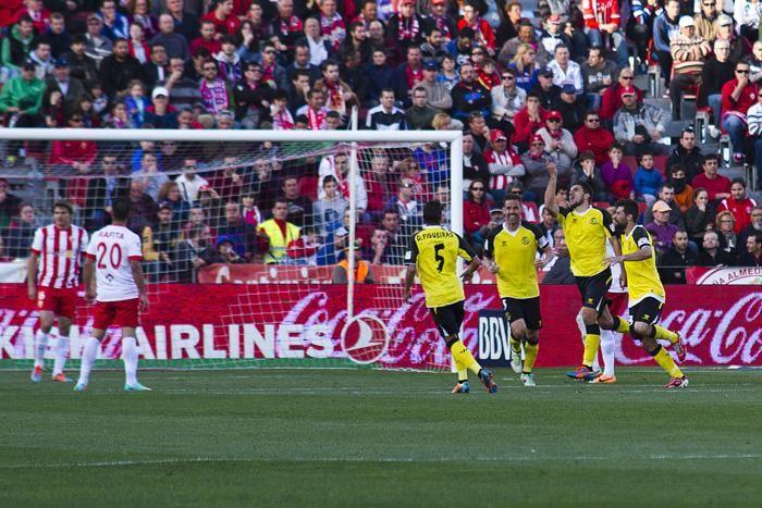 Jornada 27: Almería 1-3 Sevilla F.C.