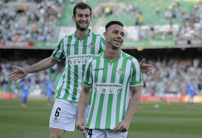 Jornada 27: Real Betis 2-0 Getafe C.F.