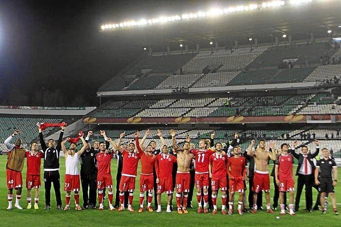 La emoción de los penaltis y la celebración