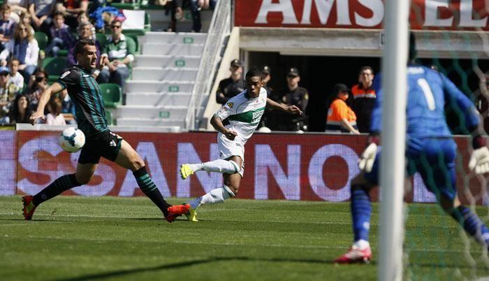 Jornada 28: Elche 0-0 Real Betis