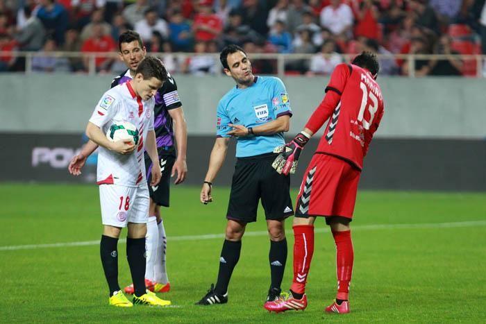 Jornada 28: Sevilla F.C. 4-0 Valladolid