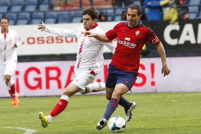 Jornada 29: Osasuna 1-2 Sevilla F.C.
