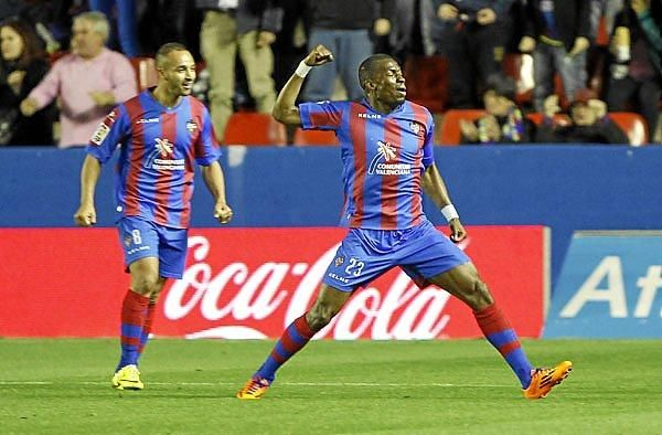 Jornada 30: Levante 1-3 Real Betis