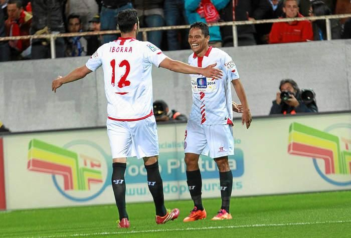 Jornada 30: Sevilla F.C. 2-1 Real Madrid