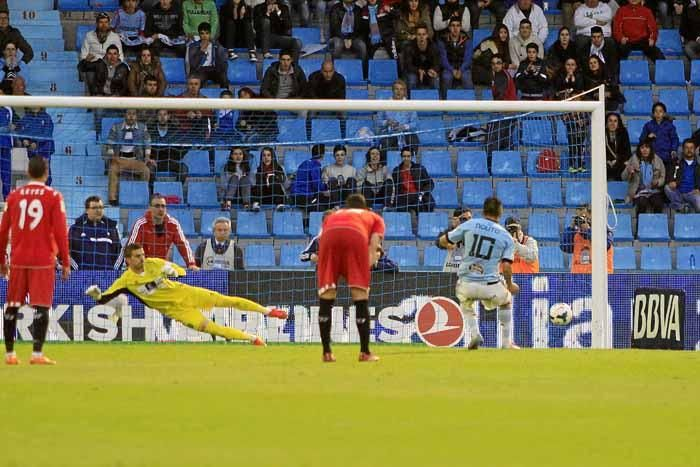 Jornada 31: Celta de Vigo 1-0 Sevilla F.C.