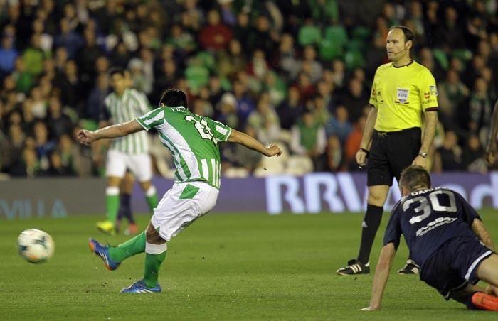 Jornada 31: Real Betis 1-2 Málaga C.F.