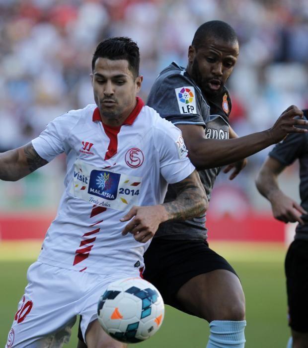 Nueva goleada del Sevilla en el Sánchez Pizjuán