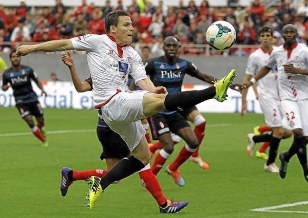 Jornada 34: Sevilla F.C. 4-0 Granada C.F.