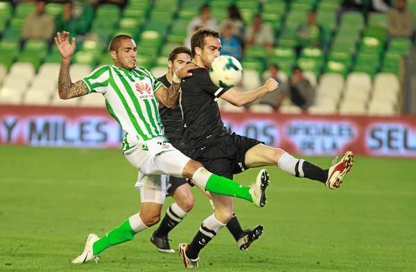 Jornada 35: Real Betis 0-1 Real Sociedad