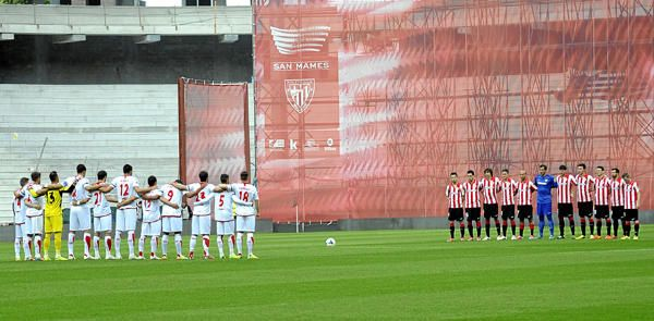 Jornada 35: Athletic Club 3-1 Sevilla F.C.