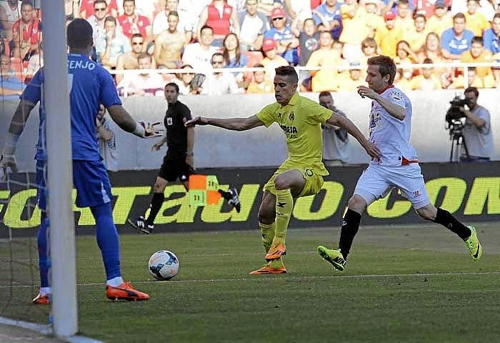 Jornada 36: Sevilla F.C. 0-0 Villarreal