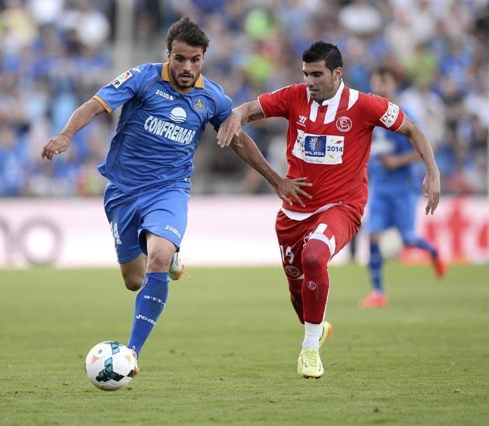 Jornada 37: Getafe 1-0 Sevilla F.C.