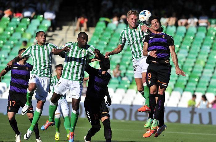 Jornada 37: Real Betis 4-3 Valladolid