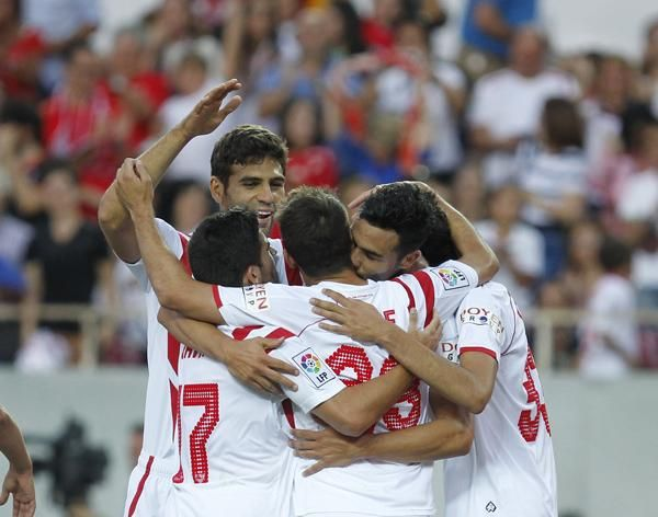 Jornada 38: Sevilla FC 3-1 Elche