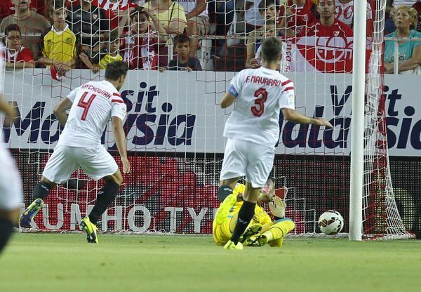 Jornada 1: Sevilla FC 1-1 Valencia CF