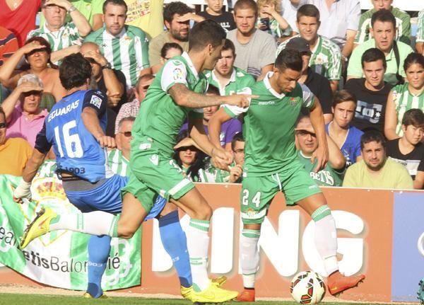 Jornada 1: Sabadell 2-3 Real Betis