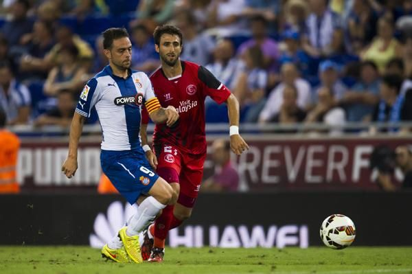 Jornada 2: Espanyol 1-2 Sevilla F.C.