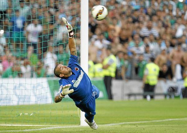 Jornada 2: Real Betis 2-1 Numancia