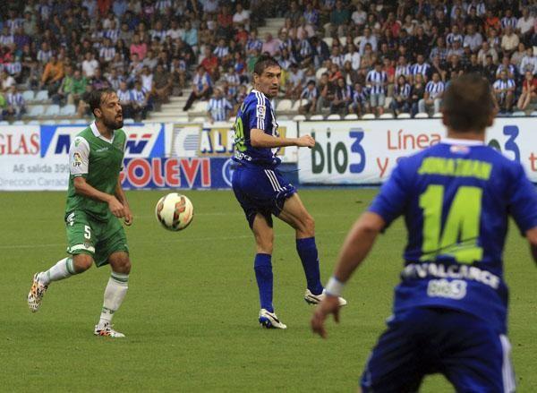 Jornada 3: Ponferradina 4-1 Real Betis