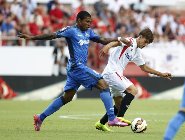 Jornada 3: Sevilla F.C. 2-0 Getafe