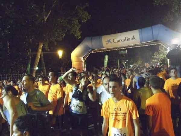 Carrera Nocturna del Guadalquivir 2014