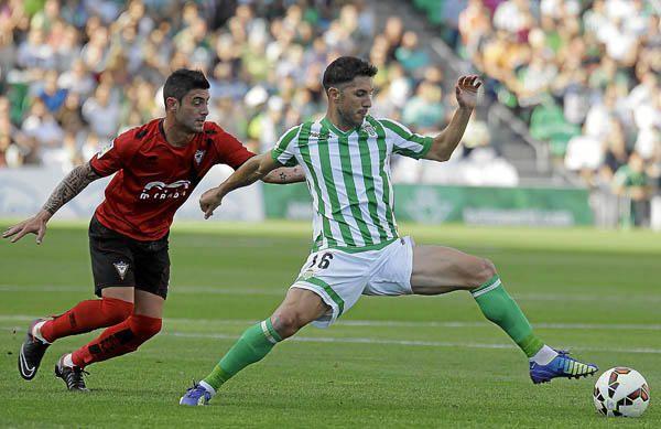 Jornada 6: Real Betis 2-0 Mirandés
