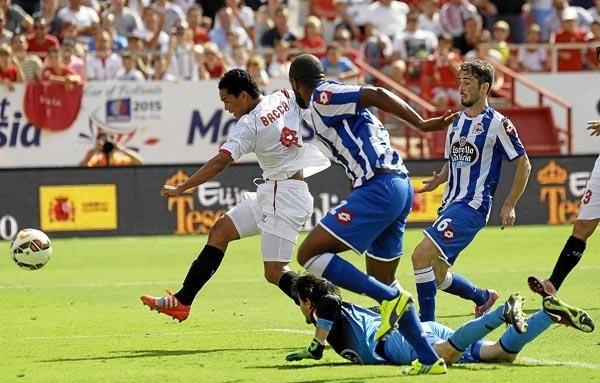 Jornada 7: Sevilla F.C. 4-1 Deportivo