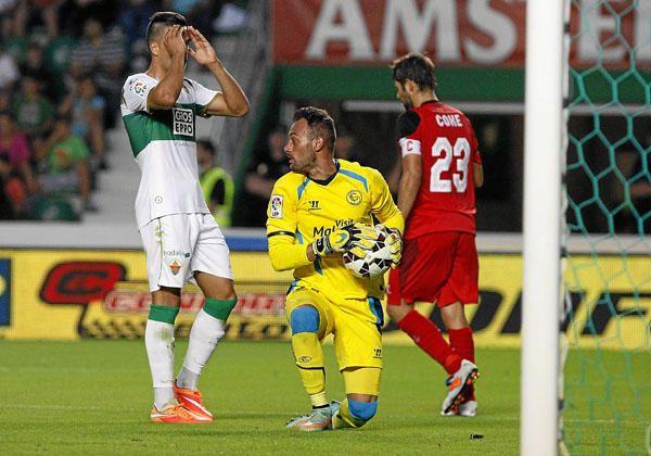 Jornada 8: Elche 0-2 Sevilla F.C.