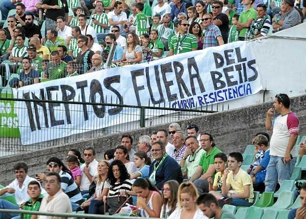 Jornada 10: Real Betis 3-1 Recreativo