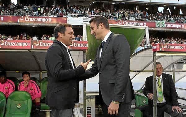 Jornada 12: Real Betis 1-0 Barcelona B