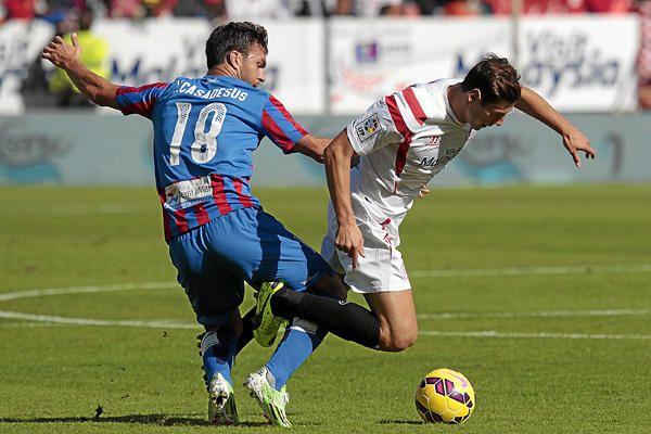 Jornada 11: Sevilla F.C. 1-1 Levante