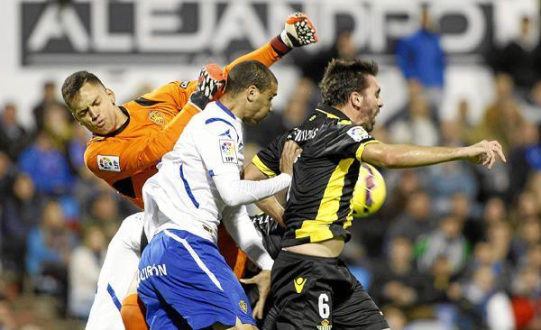 Jornada 13: Real Zaragoza 2-2 Real Betis