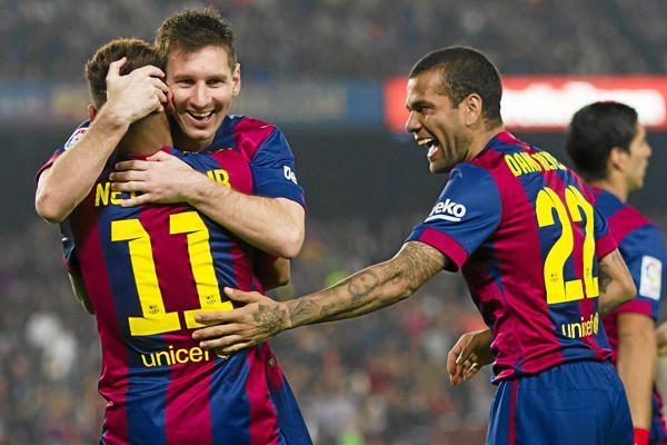 Jornada 12: Barcelona 5-1 Sevilla F.C.