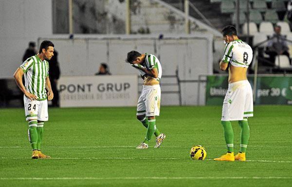 Jornada 14: Real Betis 1-2 Alavés