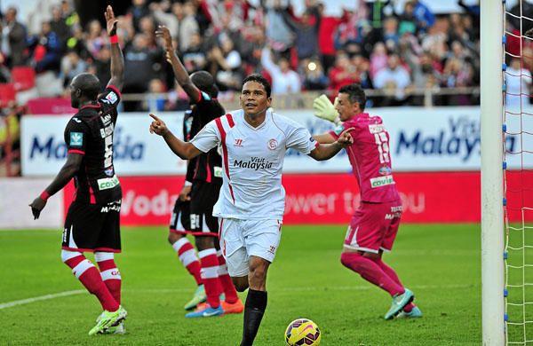 Jornada 13: Sevilla F.C. 5-1 Granada