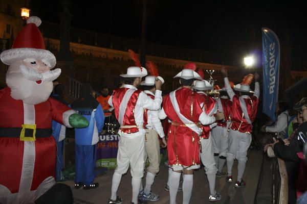 San Silvestre Sevillana 2014