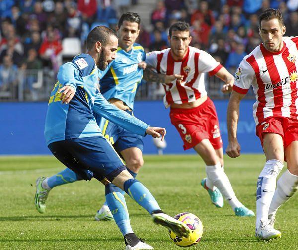 Jornada 18: Almería 0-2 Sevilla F.C.