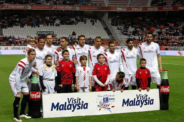 Jornada 19: Sevilla F.C. 2-0 Málaga
