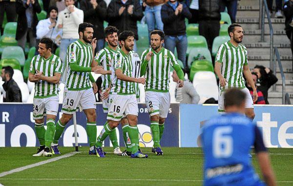 Jornada 22: Real Betis 2-0 Sabadell