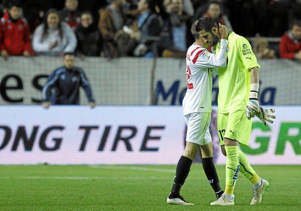 Jornada 21: Sevilla F.C. 3-2 Espanyol