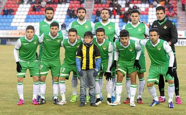 Jornada 23: Numancia 1-1 Real Betis