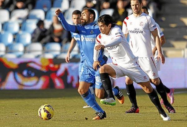 Jornada 22: Getafe 2-1 Sevilla F.C.