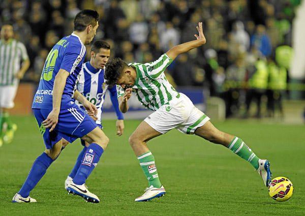 Jornada 24: Real Betis 1-1 Ponferradina