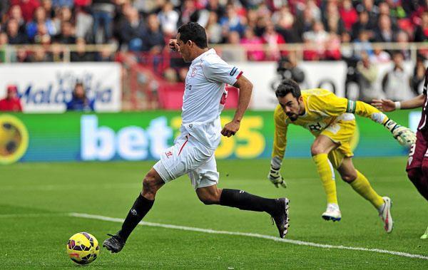 Jornada 23: Sevilla F.C. 3-0 Córdoba