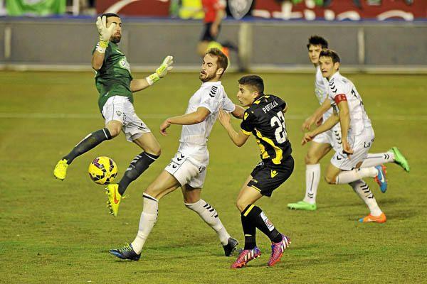 Jornada 25: Albacete 0-0 Real Betis