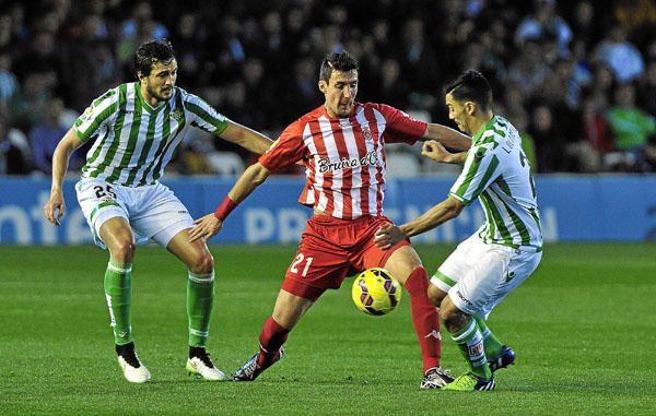 Jornada 26: Real Betis 2-1 Girona
