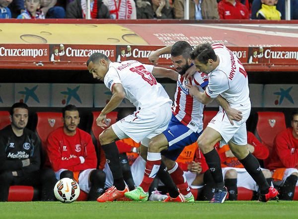 Jornada 25: Sevilla F.C. 0-0 At. Madrid