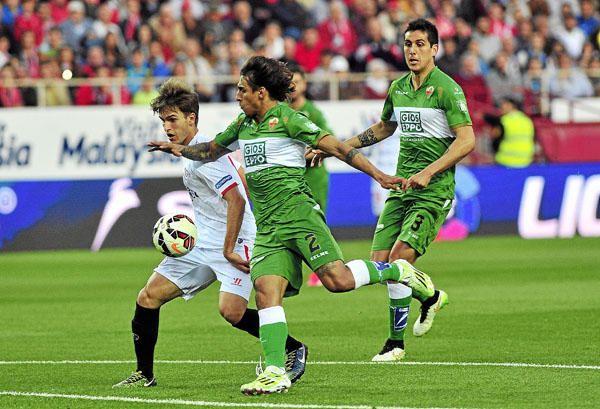 Jornada 27: Sevilla F.C. 3-0 Elche