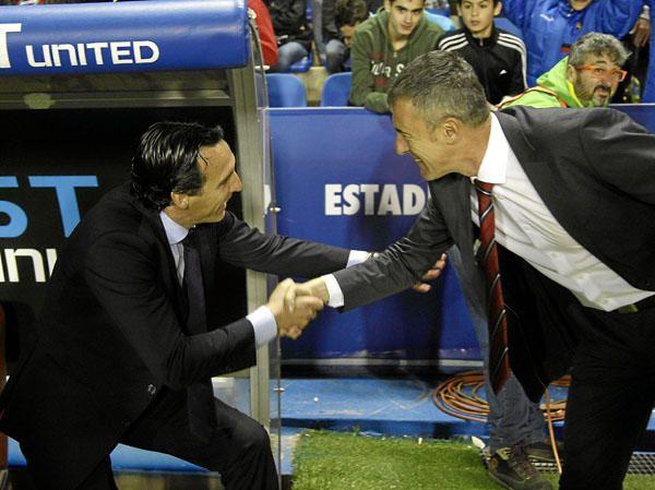 Jornada 30: Levante U.D. 1-2 Sevilla F.C.